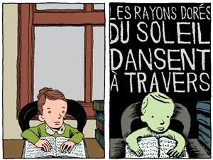 Extrait3 des planches 22 et 76 © Editions ça et là / Editions Cambourakis