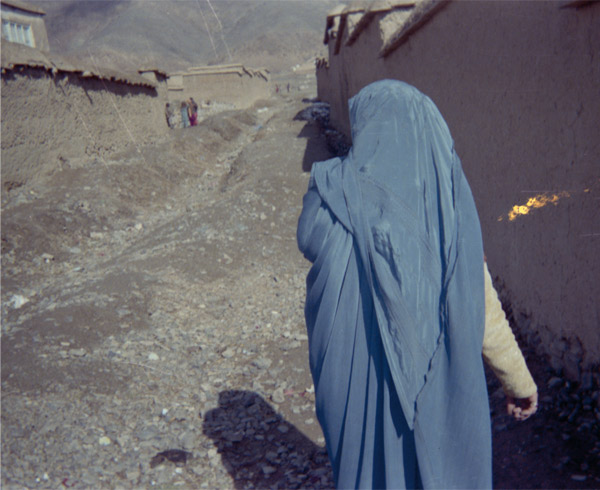 Photographie de Ghuncha Gul - Simplement Afghane