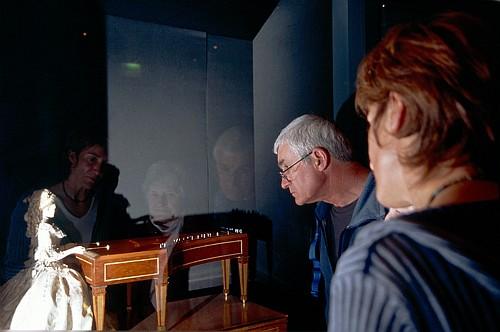 La Joueuse de tympanon, un des nombreux joyaux du Musée