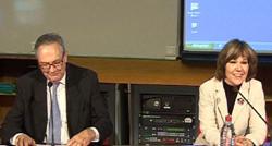 Nicole Gnesotto et Jacques Mistral, Forum Europe