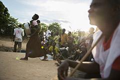 Première Urgence Internationale: de l'urgence au retour à l'autonomie