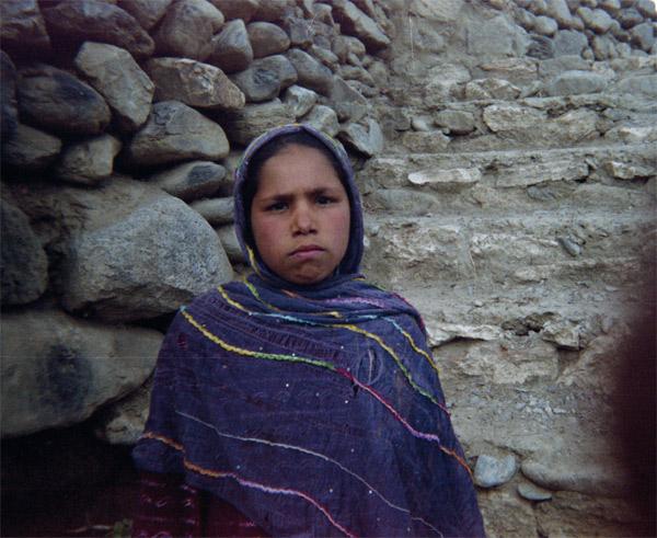 Photographie de Mohgul -  Simplement Afghane