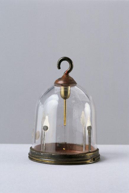 Électroscope de Saussure
