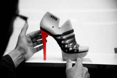 La chaussure selon Yvon Rautureau