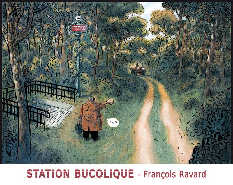François Ravard (Station 9e art)